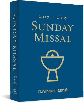 2017-2018 Living with Christ Sunday Missal