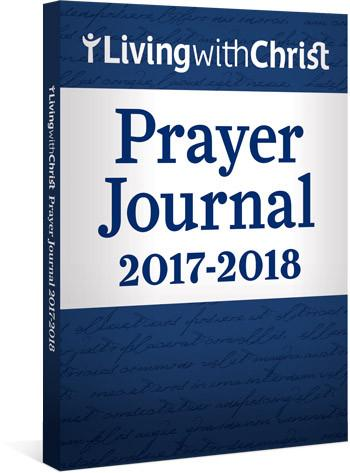 2017-2018 Living with Christ Prayer Journal