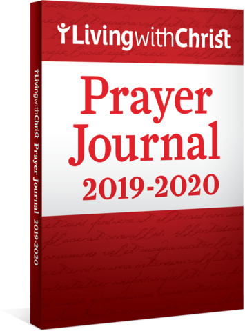 2019-2020 Living with Christ Prayer Journal