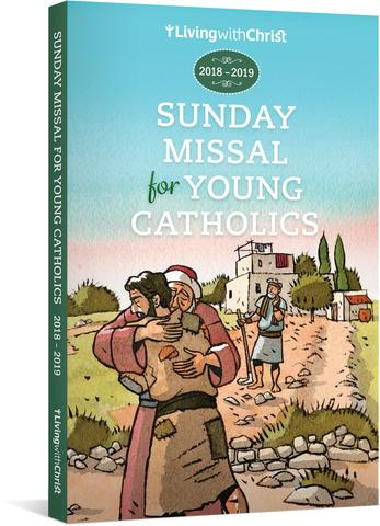 2018-2019 Living with Christ Sunday Missal for Young Catholics