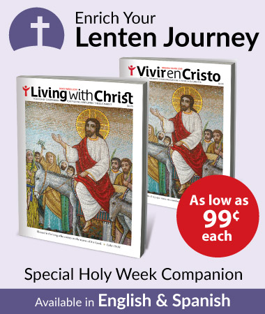 Living With Christ Your Daily Companion For Praying And Living The