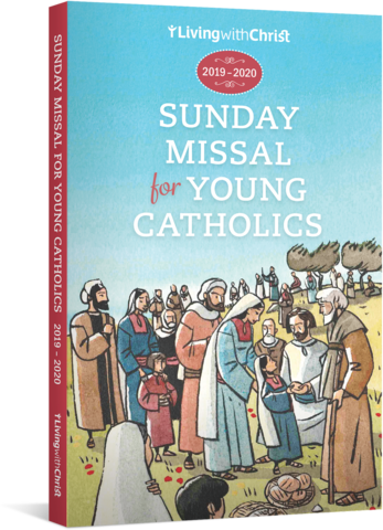 2019-2020 Living with Christ Sunday Missal for Young Catholics 1