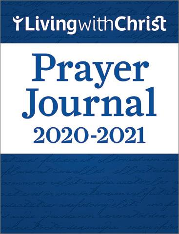 2020-2021 Living with Christ Prayer Journal